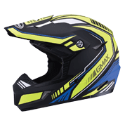 MX46 Uncle Youth MX Helmet